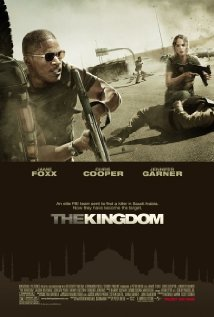 The Kingdom 2007 poster