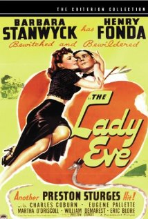 The Lady Eve (1941) cover