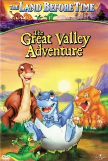 The Land Before Time II: The Great Valley Adventure (1994) cover