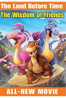 The Land Before Time XIII: The Wisdom of Friends (2007) cover