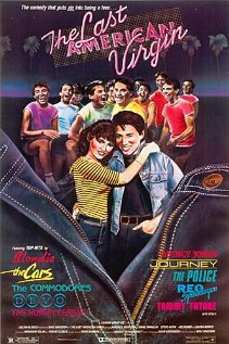 The Last American Virgin 1982 poster