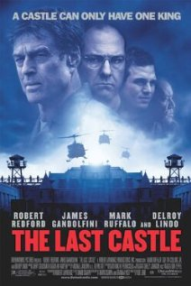 The Last Castle (2001) cover