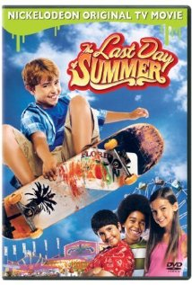 The Last Day of Summer (2007) cover