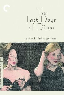 The Last Days of Disco 1998 poster