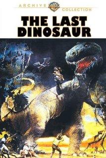 The Last Dinosaur (1977) cover