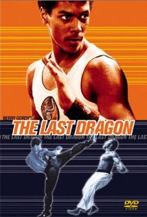 The Last Dragon (1985) cover