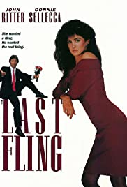 The Last Fling (1987) cover