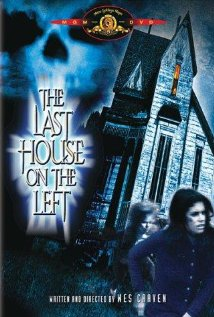 The Last House on the Left (1972) cover