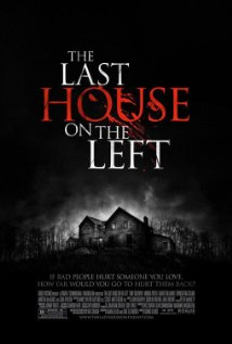 The Last House on the Left (2009) cover