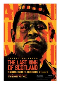 The Last King of Scotland (2006) cover