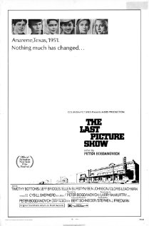 The Last Picture Show (1971) cover