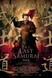 The Last Samurai 2003 poster