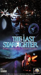 The Last Starfighter (1984) cover