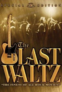 The Last Waltz (1978) cover