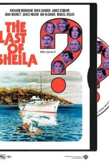 The Last of Sheila (1973) cover