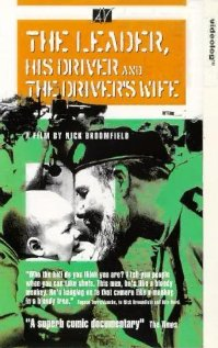 The Leader, His Driver and the Driver's Wife (1991) cover