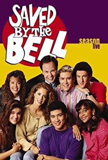 Saved by the Bell (1989) cover