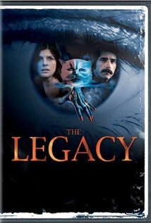 The Legacy (1978) cover