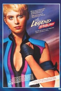 The Legend of Billie Jean (1985) cover