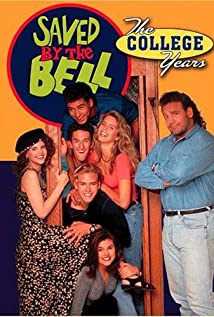 Saved by the Bell: The College Years 1993 poster