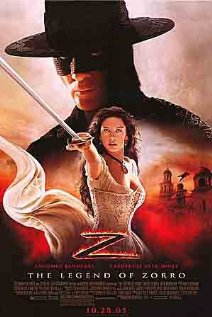 The Legend of Zorro (2005) cover