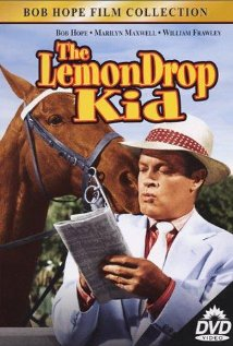 The Lemon Drop Kid (1951) cover