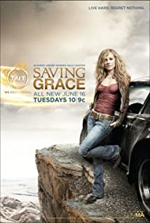 Saving Grace (2007) cover