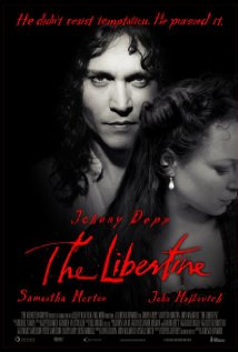 The Libertine (2004) cover