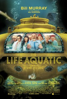 The Life Aquatic with Steve Zissou 2004 poster