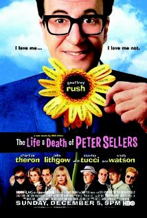 The Life and Death of Peter Sellers (2004) cover