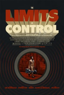 The Limits of Control (2009) cover