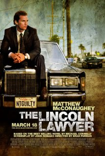 The Lincoln Lawyer (2011) cover
