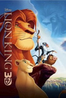 The Lion King (1994) cover