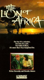 The Lion of Africa 1988 poster