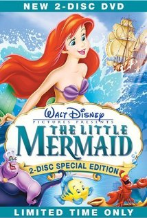 The Little Mermaid (1989) cover