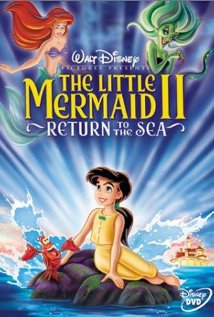 The Little Mermaid II: Return to the Sea (2000) cover