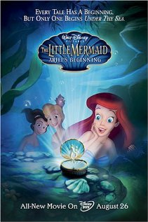 The Little Mermaid: Ariel's Beginning (2008) cover