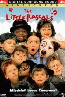 The Little Rascals 1994 copertina