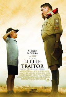 The Little Traitor (2007) cover