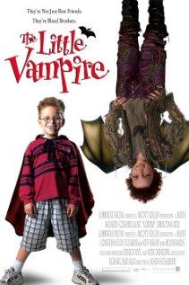The Little Vampire (2000) cover