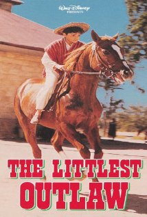 The Littlest Outlaw (1955) cover