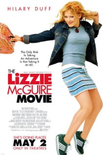 The Lizzie McGuire Movie (2003) cover