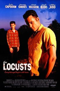 The Locusts 1997 poster