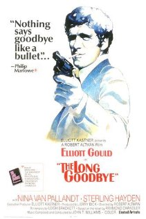 The Long Goodbye (1973) cover