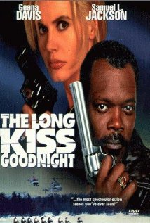The Long Kiss Goodnight 1996 poster