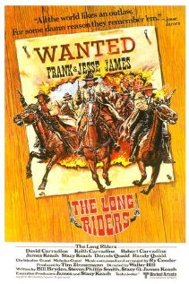 The Long Riders (1980) cover
