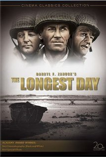 The Longest Day (1962) cover
