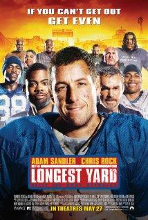 The Longest Yard 2005 poster