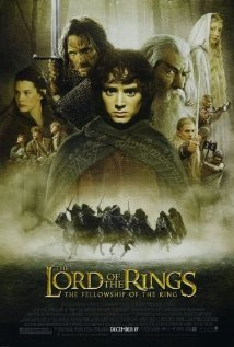 The Lord of the Rings: The Fellowship of the Ring (2001) cover