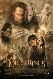 The Lord of the Rings: The Return of the King (2003) cover